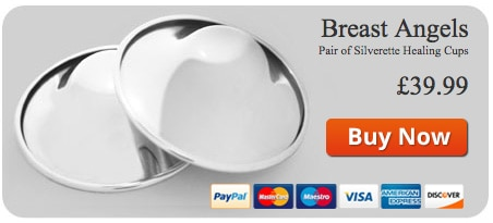 Buy Breast Angels Silverette Healing Cups